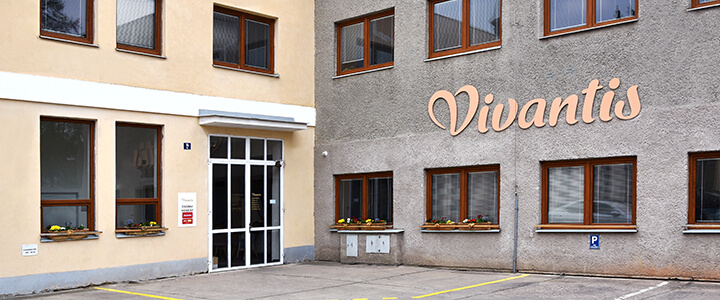 Vivantis - sídlo společnosti