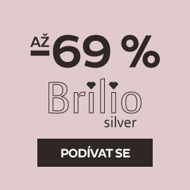 Šperky Brilio Silver se slevou až -69 %