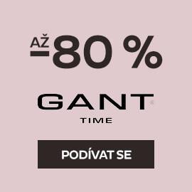 Hodinky Gant se slevou až -80 %