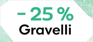 Gravelli -25 %