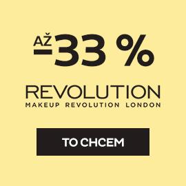 Revolution až -33 %