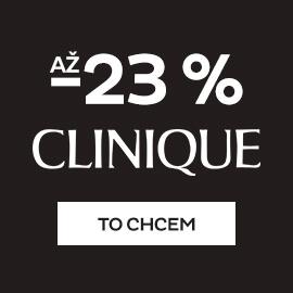 Clinique až -23 %