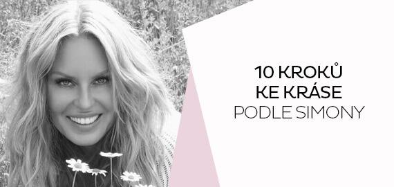 10 kroků ke kráse podle Simony