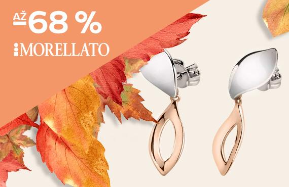 Šperky Morellato až -68 %