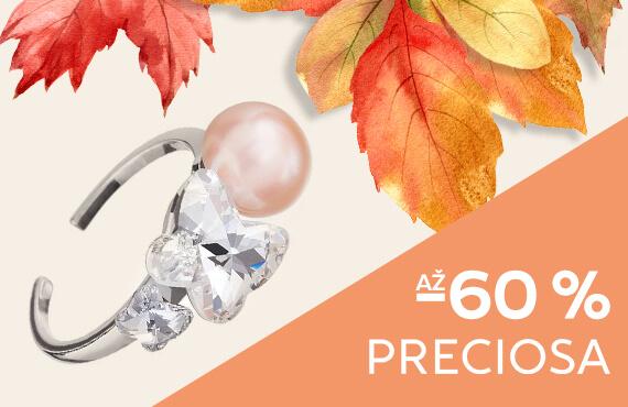 Šperky Preciosa až -60 %