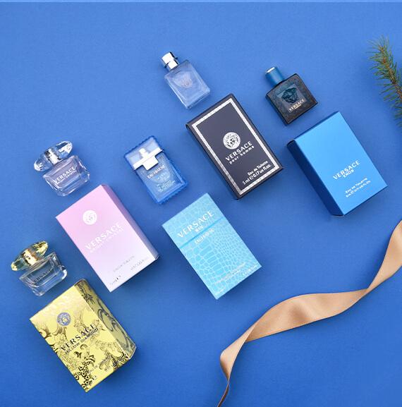 Dámské mini sady parfémů