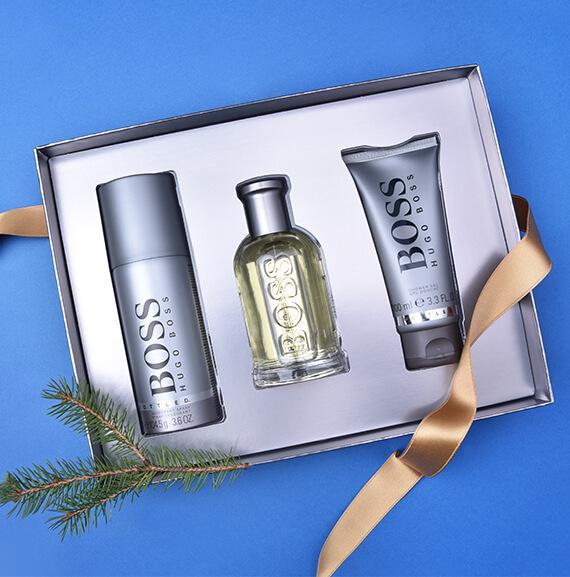 Parfémové dárkové sady