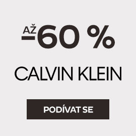 Hodinky Calvin Klein se slevou až -60 %
