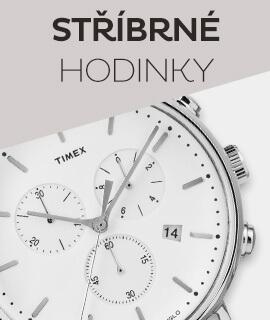 Pánské stříbrné hodinky