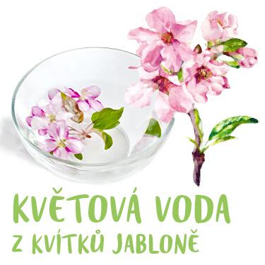Recept Květová voda jabloň