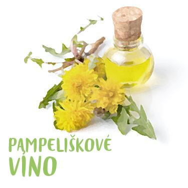 Recept Pampeliškové víno