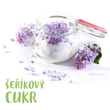 Recept Šeříkový cukr