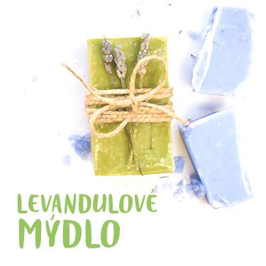 Recept Bylinkové levandulové mýdlo