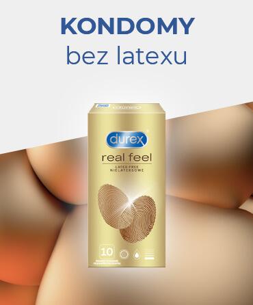Kondomy bez latexu