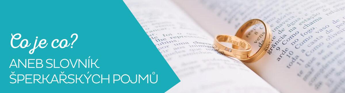 Slovník šperkařských pojmů