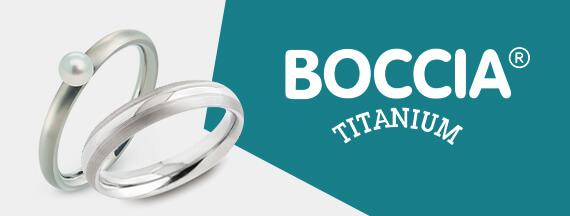 Šperky Boccia Titanium
