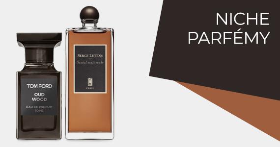 Niché parfémy
