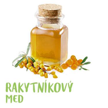 Rakytníkový med