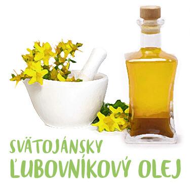 Svatojánský ľubovníkový olej