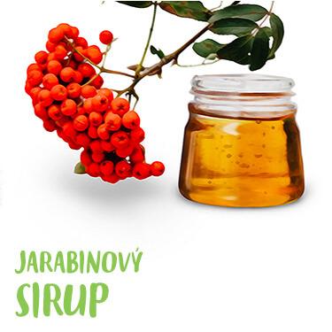 Sirup z jarabiny - recept