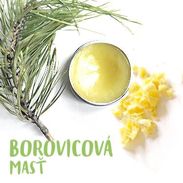 Borovicová masť