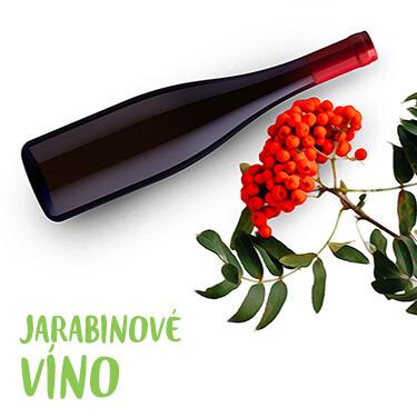 Jarabinové víno - recept