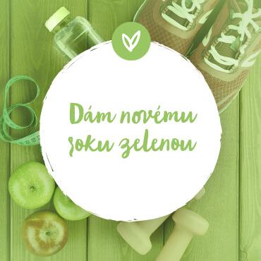 Výzva - dám novému roku zelenou