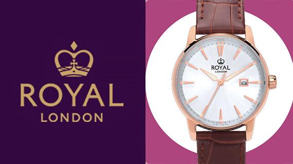 Dámské hodinky Royal London