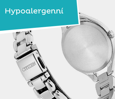 Hypoalergenní hodinky