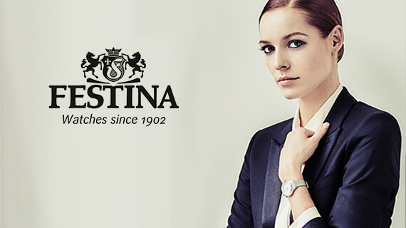 Dámské hodinky Festina