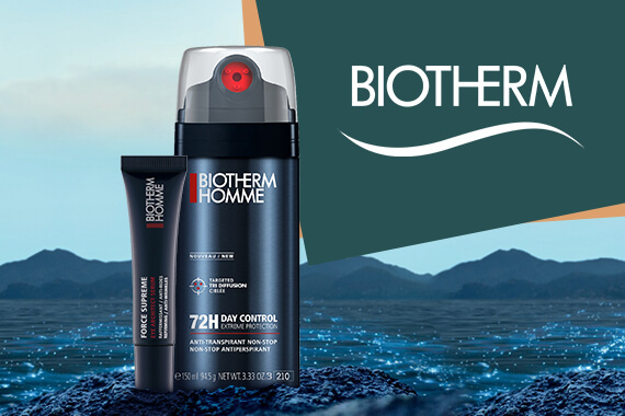 Pánská kosmetika Biotherm