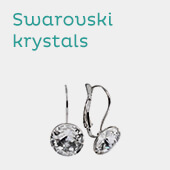 Troli Swarovski krystals