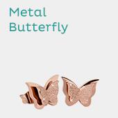 Troli Metal Butterfly