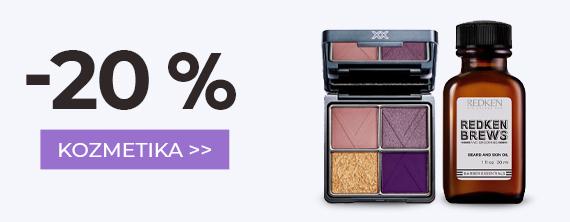 Kozmetika -20 %