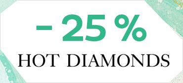 Šperky Hot Diamonds -25 %