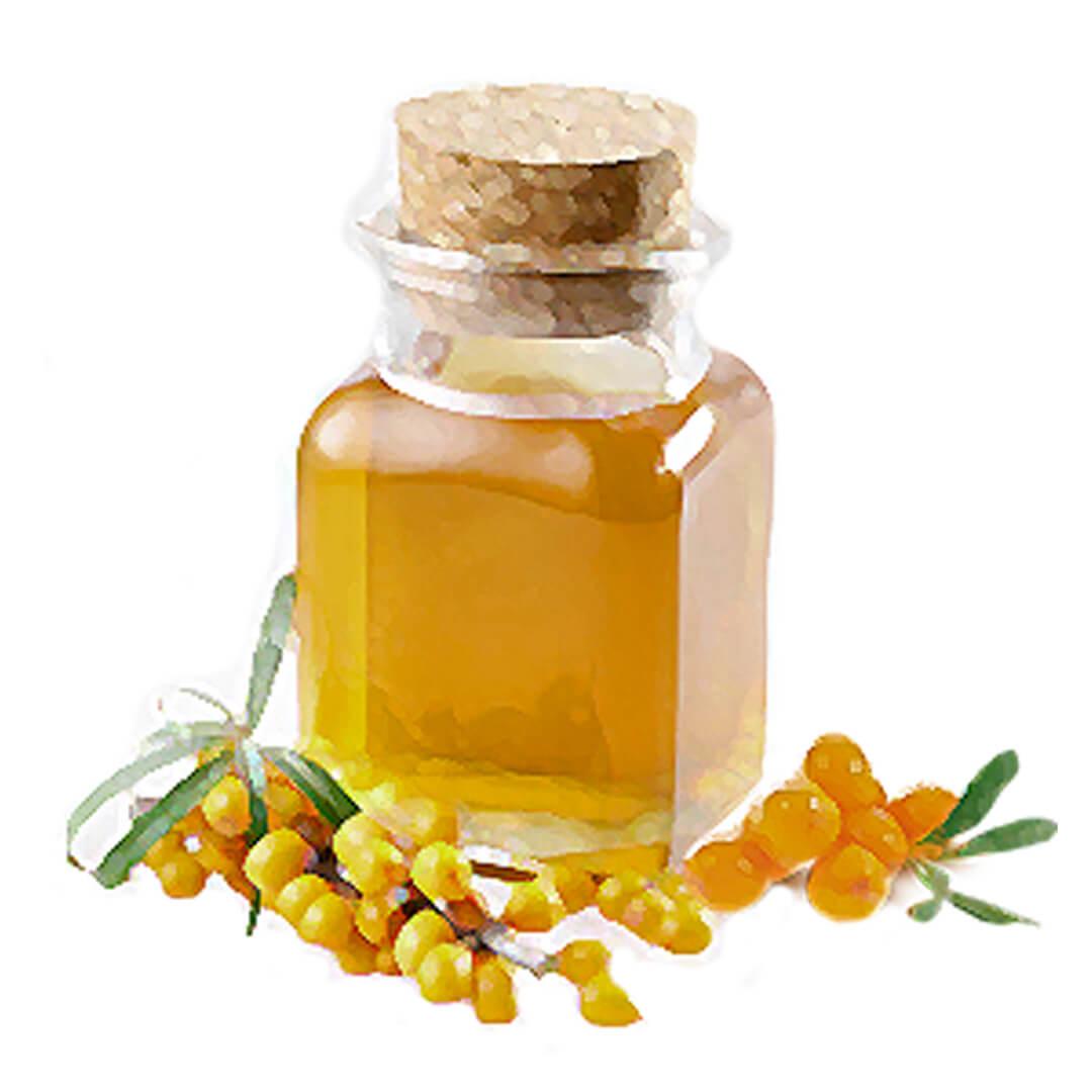 Rakytníkový med s vitamínem C