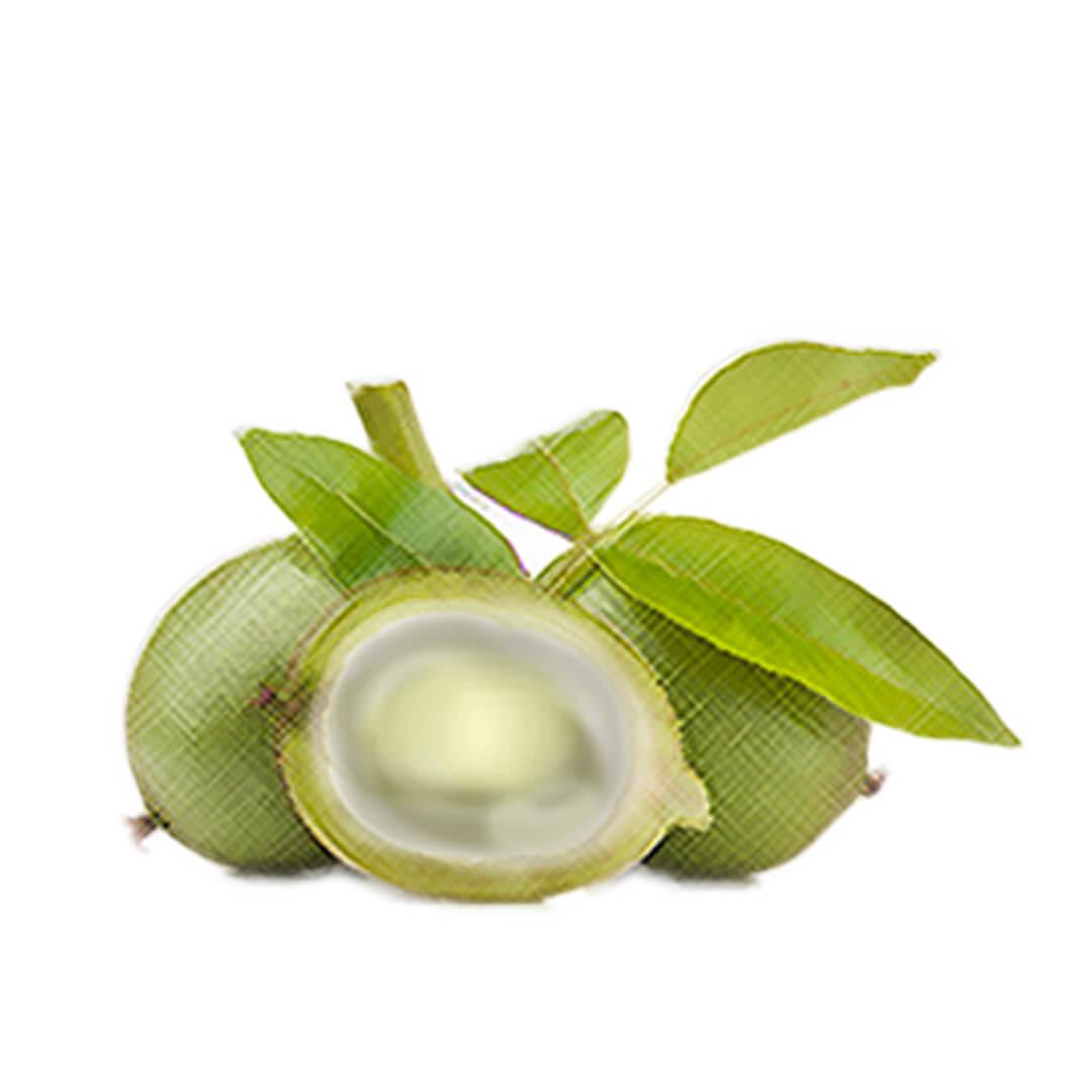 Přírodní barva na vlasy z ořechových slupek