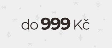 Tipy na vánoční dárky do 999 Kč