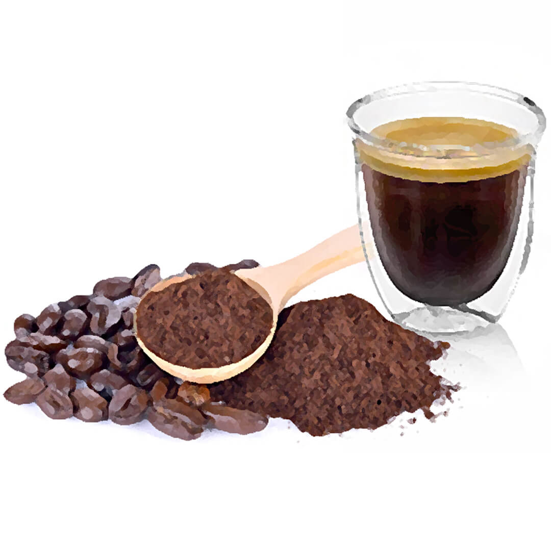 Kávové sérum na kruhy pod očima