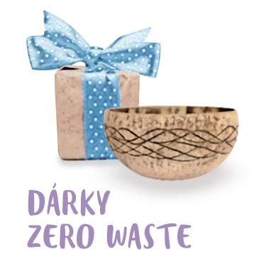 Dárky Zero Waste