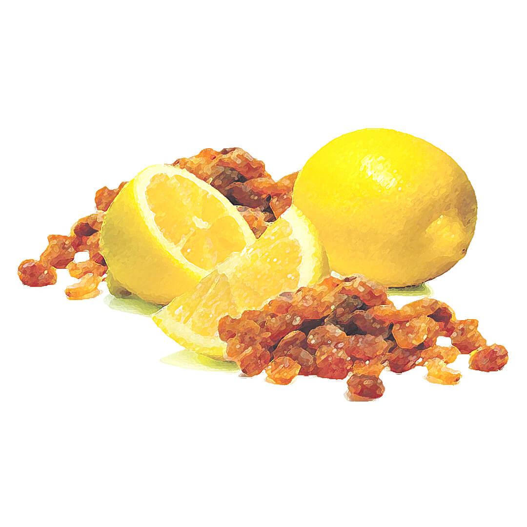Citronové rozinky