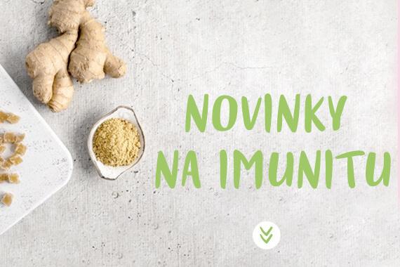 Novinky na imunitu