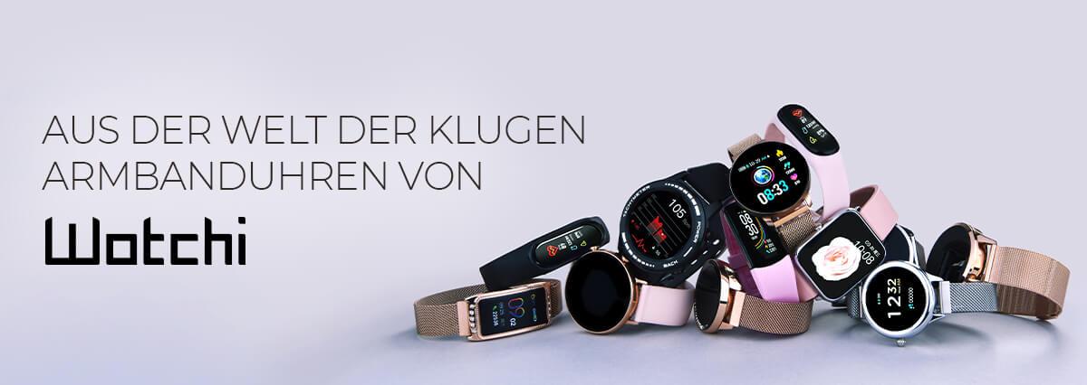 Armbanduhren von Wotchi