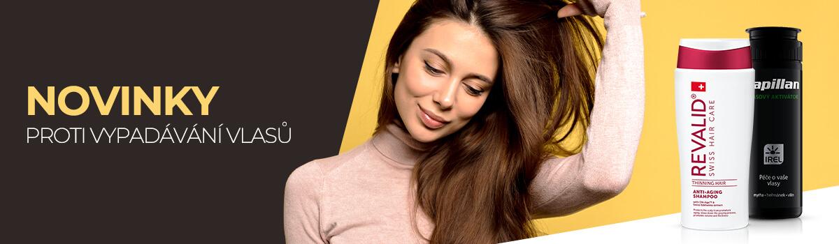 Péče proti vypadávání vlasů