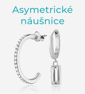 Asymetrické náušnice