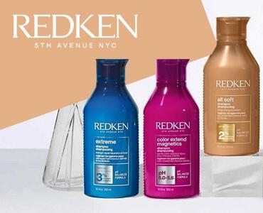Vlasová kosmetika Redken