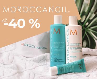 Vlasová kozmetika Moroccanoil až -40 %