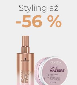 Dámska kozmetika na styling