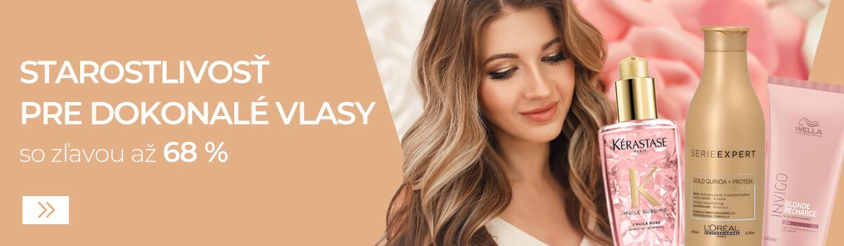 Dámska vlasová kozmetika