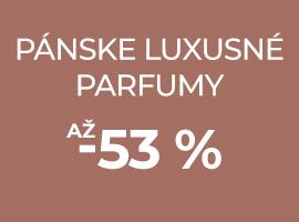 Pánske luxusné parfumy